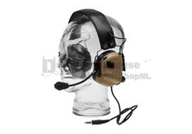 Earmor M32 Tactical Headset. Coy