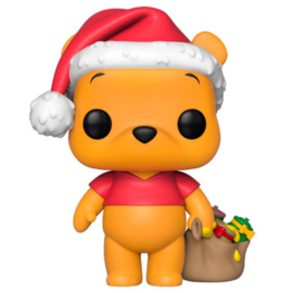 FUNKO POP figure Disney Holiday Winnie the Pooh (614)
