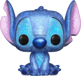 FUNKO POP figure Disney Stitch Seated Diamond Glitter Exclusive (159)