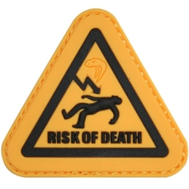 VIPER 'Risk of Death' Morale Patch