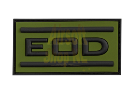 JTG EOD Rubber Patch (FOREST)