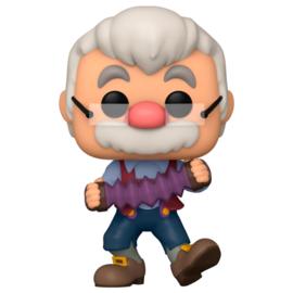 FUNKO POP figure Disney Pinocchio Geppetto with Accordion (1028)