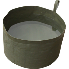 WEB-TEX Collapsible Water Bowl (OLIVE)
