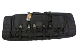 "NUPROL PMC Deluxe Soft Rifle Bag 36"" (91cm x 30cm)  (BLACK)"