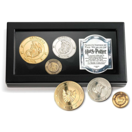 Harry Potter Gringotts coin set