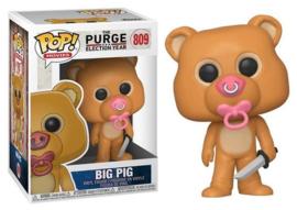 FUNKO POP figure The Purge Election Year Big Pig (809)