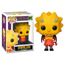 FUNKO POP figure Simpsons Demon Lisa (821)