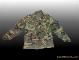 M-65 FIELD COAT WITH LINER (WOODLAND)