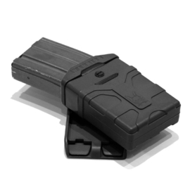 Warrior Polymer Mag 5.56mm (BLACK)