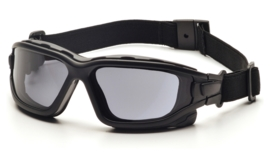 PYRAMEX I-Force Goggle Dual Anti-Fog Lens (Class 3) - GREY