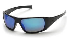 PYRAMEX Goliath Glasses (Class 1) - ICE BLUE MIRROR