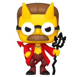 FUNKO POP figure The Simpsons Devil Flanders (1029)