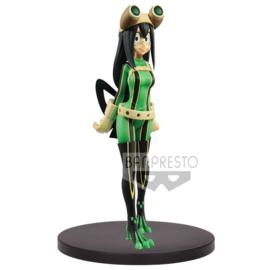 BANPRESTO My Hero Academia Age of Heroes-Froppy and Uravity Tsuyu Asui figure - 15cm