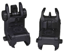 TIPPMANN Flip Up Sights (Black)