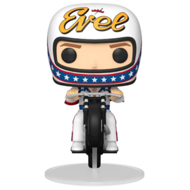 FUNKO POP figure Evel Knievel on Motorcycle (101)