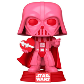 FUNKO POP figure Star Wars Valentines Vader with Heart (417)