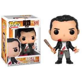 FUNKO POP figure The Walking Dead Negan Clean Shaven (573)