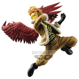 BANPRESTO My Hero Academia The Amazing Heroes vol.12 Hawks figure - 16cm