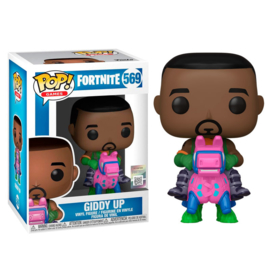 FUNKO POP figure Fortnite Giddy Up (569)