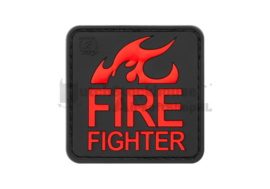 JTG Fire Fighter Rubber Patch