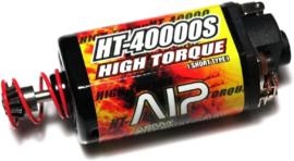AIP- Ht40000 Hi-Torque Motor. Short Shaft.