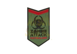 JTG Zombie Attack Rubber Patch
