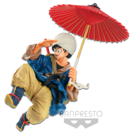 BANPRESTO Dragon Ball Z BWFC Son Goku figure - 18cm