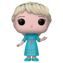 FUNKO POP figure Disney Frozen 2 Young Elsa (588)