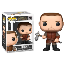 FUNKO POP figure Game of Thrones Gendry (70)