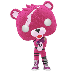 FUNKO POP figure Fortnite Cuddle Team Leader - Flocked Exclusive (430)