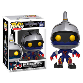 FUNKO POP figure Disney Kingdom Hearts 3 Soldier Heartless (407)