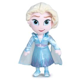 Disney Frozen 2 Elsa plush toy - 30cm