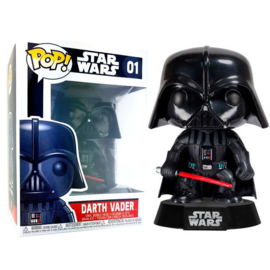 FUNKO POP Star Wars Darth Vader (01)