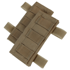 CONDOR Plate Carrier Shoulder Pads (COYOTE)