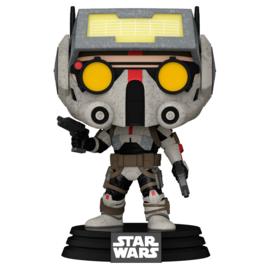 FUNKO POP figure Star Wars Bad Batch Tech (445)