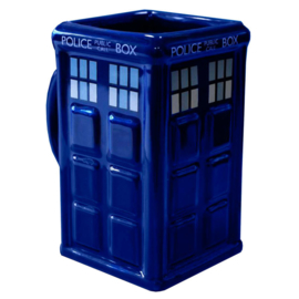 Doctor Who Tardis 3D mug