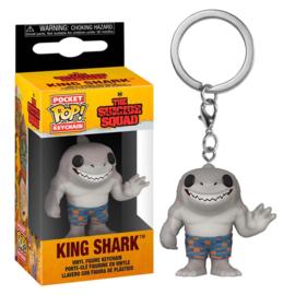 FUNKO Pocket POP Keychain DC The Suicide Squad King Shark
