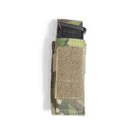 Warrior Elite Ops MOLLE Single 9mm Pistol Mag Pouch (2 COLORS)