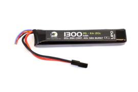 NUPROL Power 1300mah 11.1v Lipo 20c Stick Type