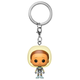 FUNKO Pocket POP keychain Rick & Morty Morty with Space Suit