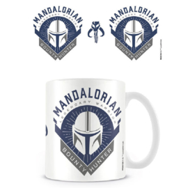 Star Wars The Mandalorian Bounty Hunters mug - 315ml