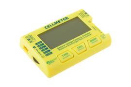 ELECTRO RIVER Universal battery tester NiMH, Li-Ion, Li-Po, Li-Fe, Li-HV a Ni-Cd