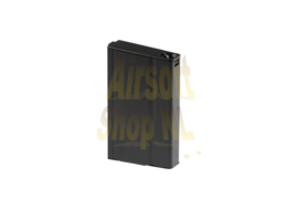 KING ARMS M14 Mid-Cap Magazine - 140rd (BLACK)