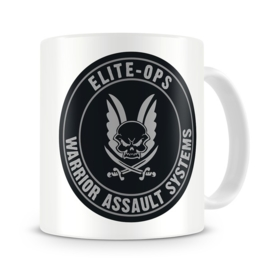 Warrior Mug with Round Logo