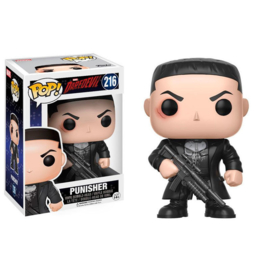 FUNKO POP figure Marvel Daredevil Punisher (216)