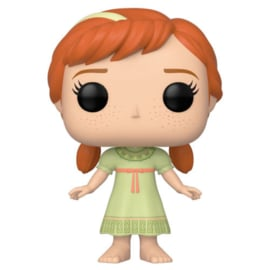 FUNKO POP figure Disney Frozen 2 Young Anna (589)