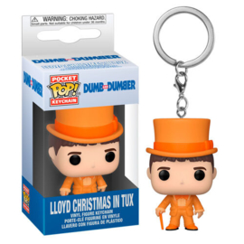 FUNKO Pocket POP keychain Dumb and Dumber Lloyd In Tux