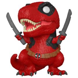 FUNKO POP figure Marvel Deadpool 30th Dinopool (777)