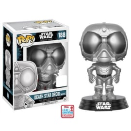 FUNKO POP! figure Star Wars Death Star Droid - 2017 Fall Convention Exclusive (188)