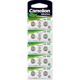 Camelion AG5 - LR754 - 10pcs